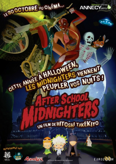 affiche de After School Midnighters