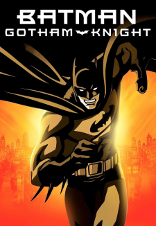 affiche de Batman: Gotham Knight