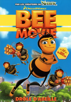 affiche de Bee Movie : Drôle d'Abeille