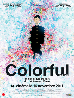 affiche de Colorful