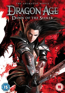 affiche de Dragon Age: Dawn of the Seeker