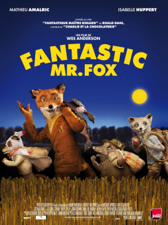 affiche de Fantastic Mr. Fox