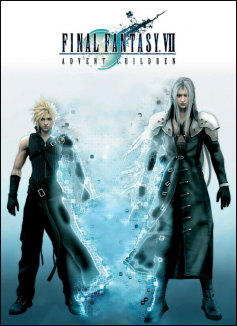 affiche de Final Fantasy VII - Advent Children