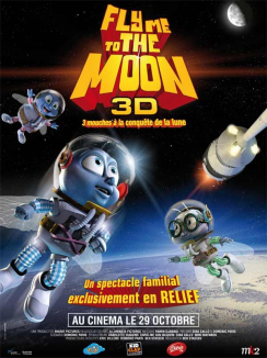 affiche de Fly Me to the Moon
