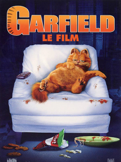 affiche de Garfield, le film