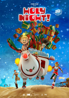 affiche de Holy Night !