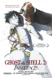 affiche de Innocence : Ghost in the Shell 2