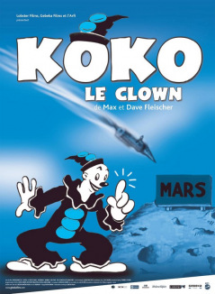 affiche de Koko le Clown