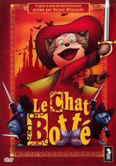 affiche de Le Chat Botté