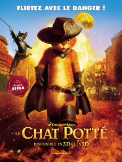 affiche de Le Chat Potté