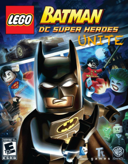 affiche de Lego Batman : The Movie - DC Super Heroes Unite