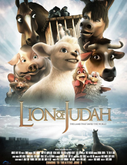 affiche de Lion of Judah