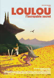 affiche de Loulou - L'Incroyable Secret