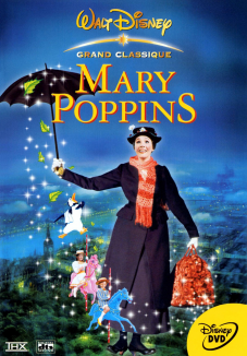 affiche de Mary Poppins