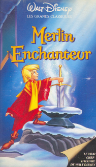 affiche de Merlin l'Enchanteur