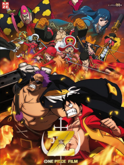 affiche de One Piece Film Z