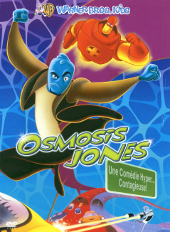 affiche de Osmosis Jones