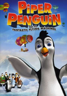 affiche de Piper Penguin and his Fantastic Flying Machines