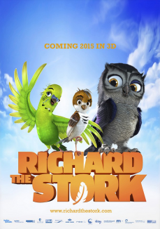 affiche de Richard The Stork