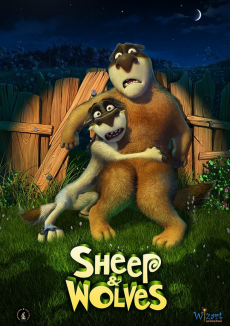 affiche de Sheep & Wolves