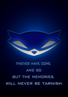 affiche de Sly Cooper Movie