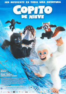 affiche de Snowflake, the White Gorilla