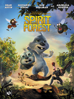 affiche de Spirit of the Forest