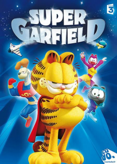 affiche de Super Garfield
