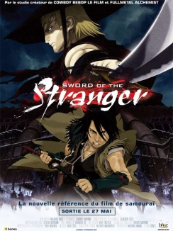 affiche de Sword of the Stranger