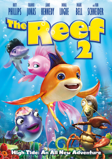 affiche de The Reef 2 : High Tide