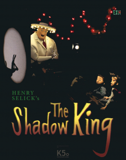 affiche de The Shadow King