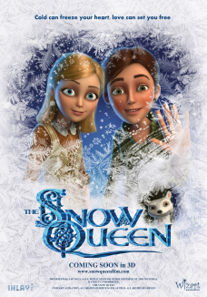 affiche de The Snow Queen