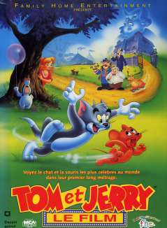 affiche de Tom et Jerry, le film
