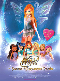 affiche de Winx Club : Le Secret du Royaume Perdu
