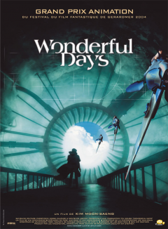 affiche de Wonderful Days