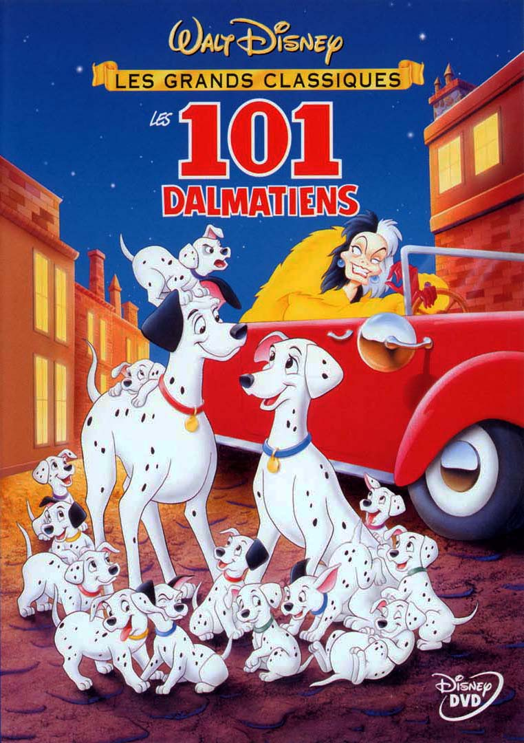 [MULTI] Les 101 Dalmatiens [BRRiP] [FRENCH] [AC3]