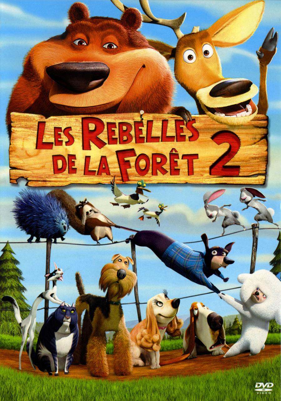 Les Rebelles De La Forêt 2 Disney Cinema Film Streaming